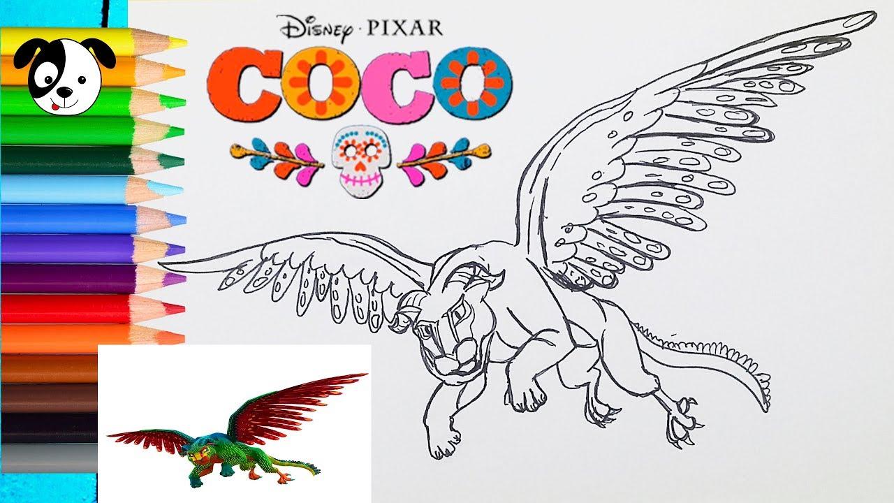 COCOC mo dibujar a Pepitat cnica