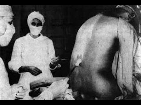 Medical Atrocities Committed Against People of Colour