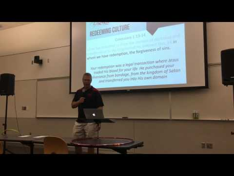 Carl Schweisthal (Staff) Athletes in Action Ohio State 9/15/2016
