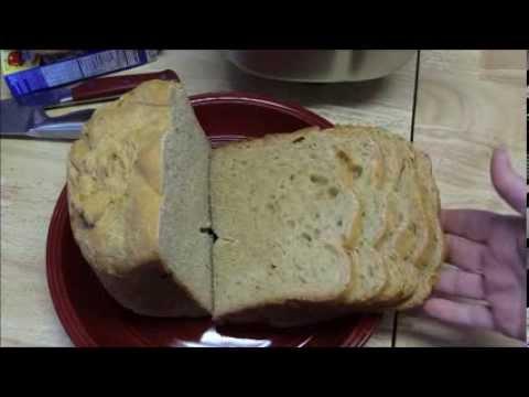 Bread Maker Onion Bread