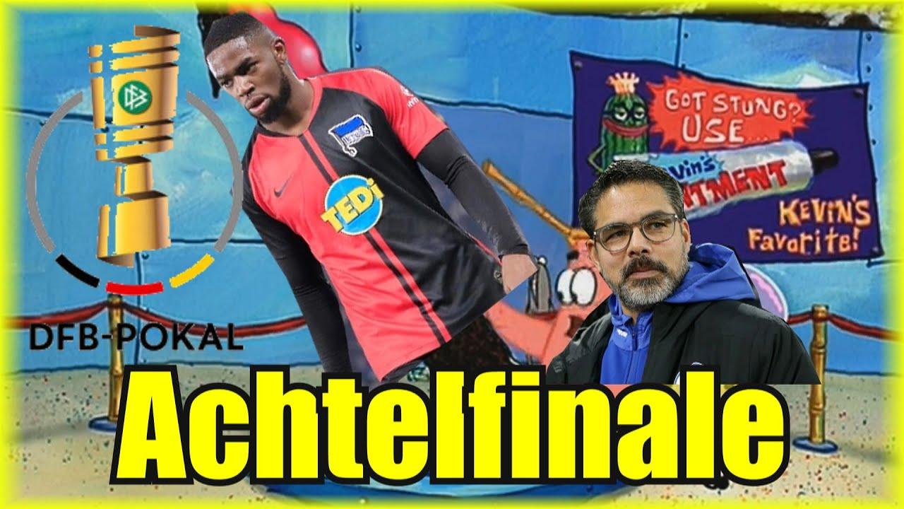 Dfb-Pokal Achtelfinale