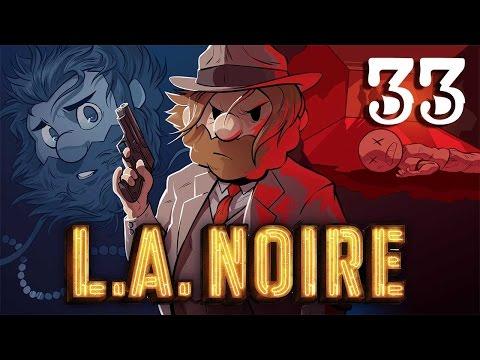 L.A. Noire | Let's Play Ep. 33: The IPCRESS File | Super Beard Bros.