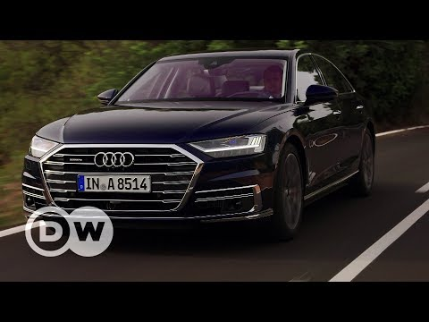 Drive it! from 28.11.2017 | DW English