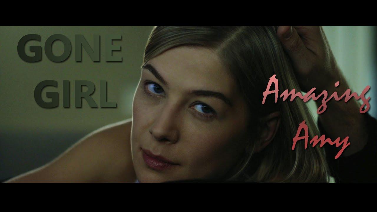 Amazing Amy | GONE GIRL - YouTube