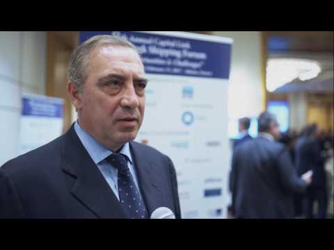 8th Annual Greek Shipping Forum Interview-Dr. Nikos P. Tsakos