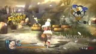 特別実績 全ての陣を自陣にした状態で戦いに勝利する 前田慶次を撃破す...