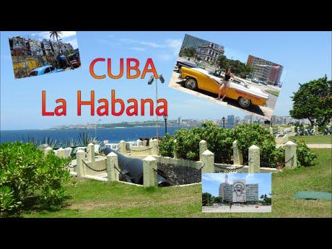 La Habana centro y Vedado viaje a Cuba 2ª parte
