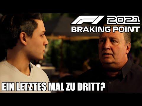 F1 2021 Braking Point Story #7: Ein letztes Mal zu dritt? | Formel 1 2021 Gameplay