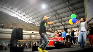 Son D' AK - TuRiN TuRaN (en Vivo) Rumba Stereo 97.5 FM (((Inter-Colegiado Cali, Colombia 2012))) HD