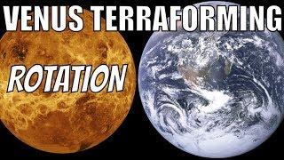 Video Terraforming Venus - Part 2 - Rotation download MP3, 3GP, MP4, WEBM, AVI, FLV Februari 2018