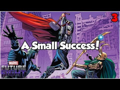 A Small (Big) Success! (F2P Adventures) - Marvel Future Fight