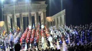 """Los salerosos banda de musica"""" Ciudad de Torrevieja""""  Musickparade 2011"""
