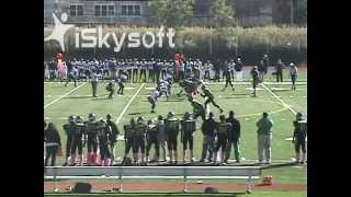 Walter Payton High School Football vs Westinghouse 2011.mp4