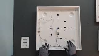 LED 리폼모듈 설치방법 ( 더나은 조명 )