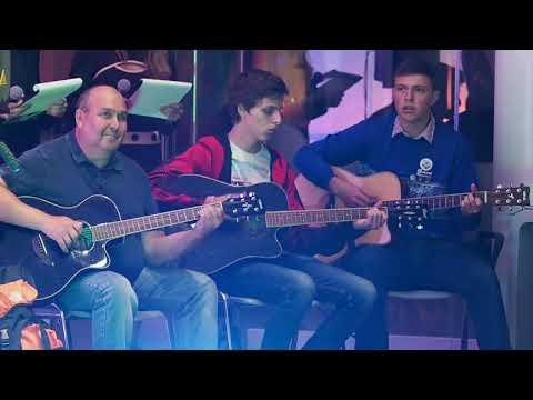 Прямая трансляция фестиваля бардовской песни в ВДЦ «Смена»