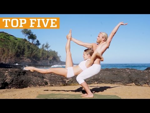 Top Five: Freerunning, Cliff Diving & AcroYoga   PEOPLE ARE AWESOME 2017