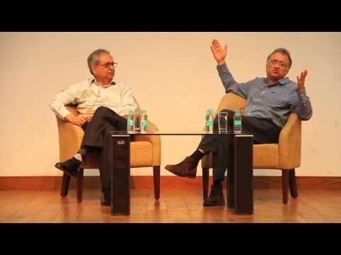 Ramachandra Guha in conversation with Rudrangshu Mukherjee