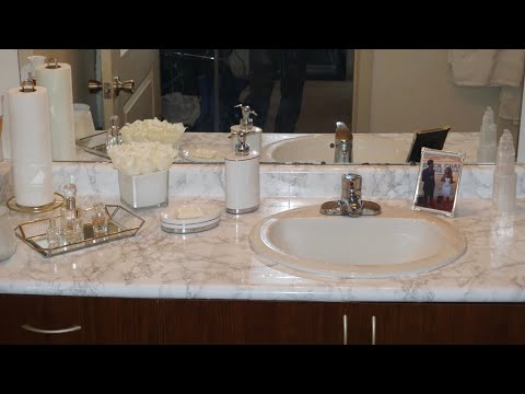 LUXURY BATHROOM TOUR  ♡
