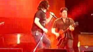 Concert At Sea 2008 - Counting Crows - Le Ballet D