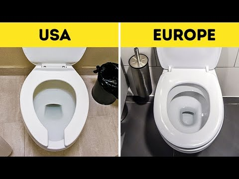 17 House Details in the US That Puzzle Foreigners