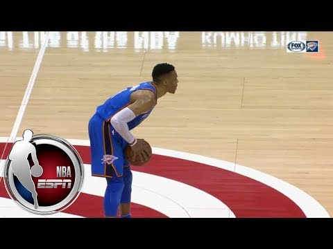 Russell Westbrook joins Oscar Robertson, Magic Johnson and Jason Kidd with 100 triple doubles | ESPN