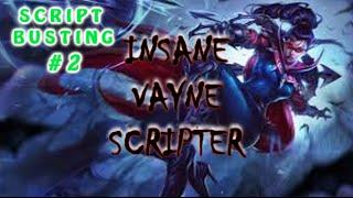 Script Busting #2: Insane Vayne Scripter