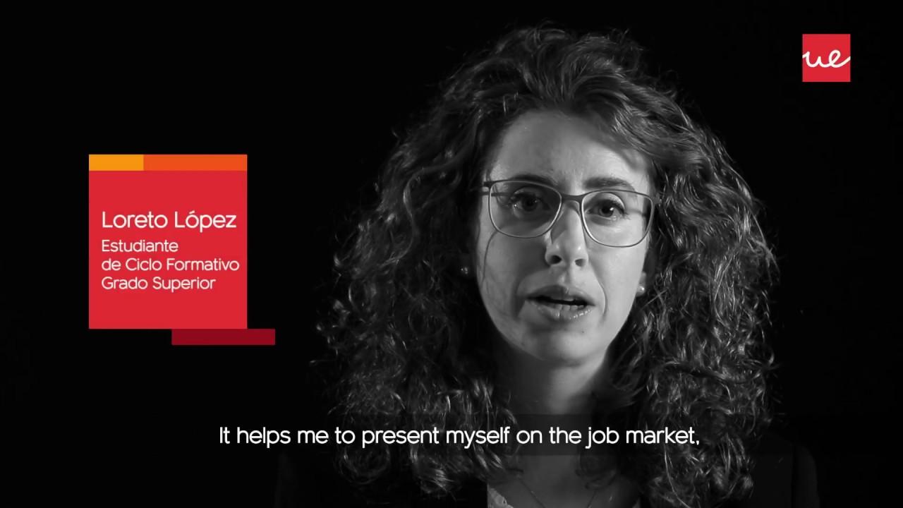 Vídeo Estudiantes Y Profesores De La Universidad Europea De Valencia