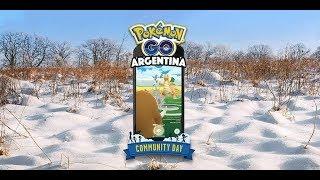Noticias de Pokémon Go - ¡Mamoswine con Poder Pasado durante el Día de la Comunidad de febrero 2019!