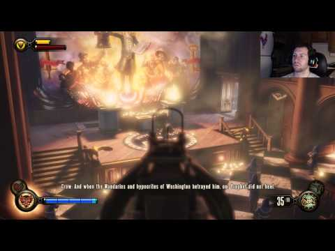 Let's Play Bioshock Infinite Part 5: A Murder of Crows