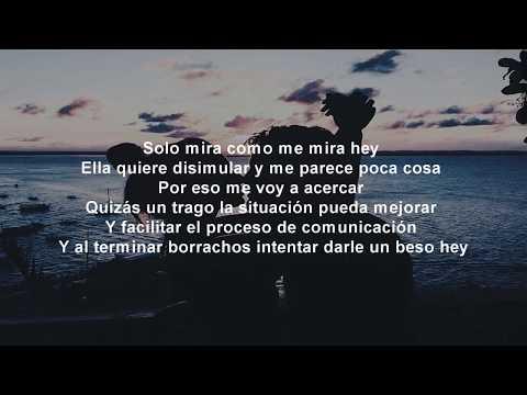 Big Soto - Me mira (Letra)