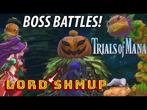 BOSS BATTLES! Trials of Mana -  Mispolm  