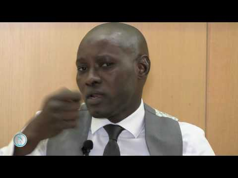 Interview Babacar BA sur la Mourchid TV à Paris