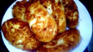 Картофельные котлеты (биточки) - Очень вкусные/Potato chops (meat balls) - very tasty