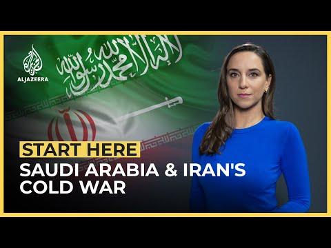 Saudi Arabia & Iran's cold war  Start Here