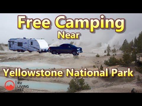 Yellowstone National Park (2019) Bucket List