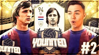 FIFA 19: YOUNITED ICON CRUYFF #2 ENDLICH ESKALIERT ES 🔥
