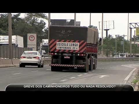 JMD (08/06/18) - Reflexos Da Paralisação Dos Caminhoneiros