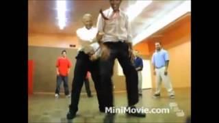 Obama Dance ¨Holiday Rap¨