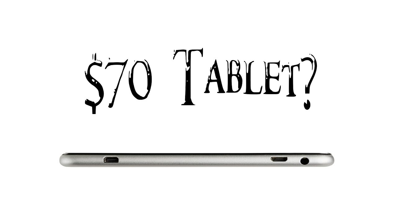 $70 Tablet  Can it Skyrim?