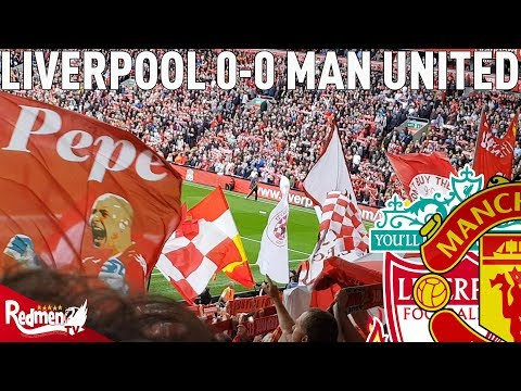 AMAZING You'll Never Walk Alone Before Liverpool v Manchester United!