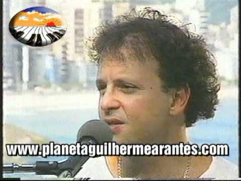 Por Acaso ( Parte 2) : Programa com Guilherme Arantes - LINDO BALÃO AZUL- 1993