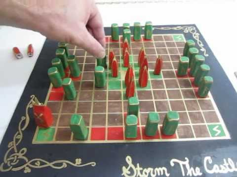 Ancient greek board games
