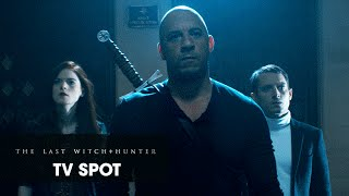 """The Last Witch Hunter (2015 Movie - Vin Diesel) Official TV Spot – """"War of Worlds"""""""