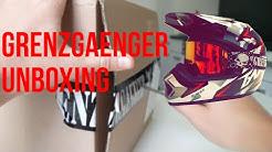 GRENZGAENGER UNBOXING | T-Shirt & Brille | DerEchteNex
