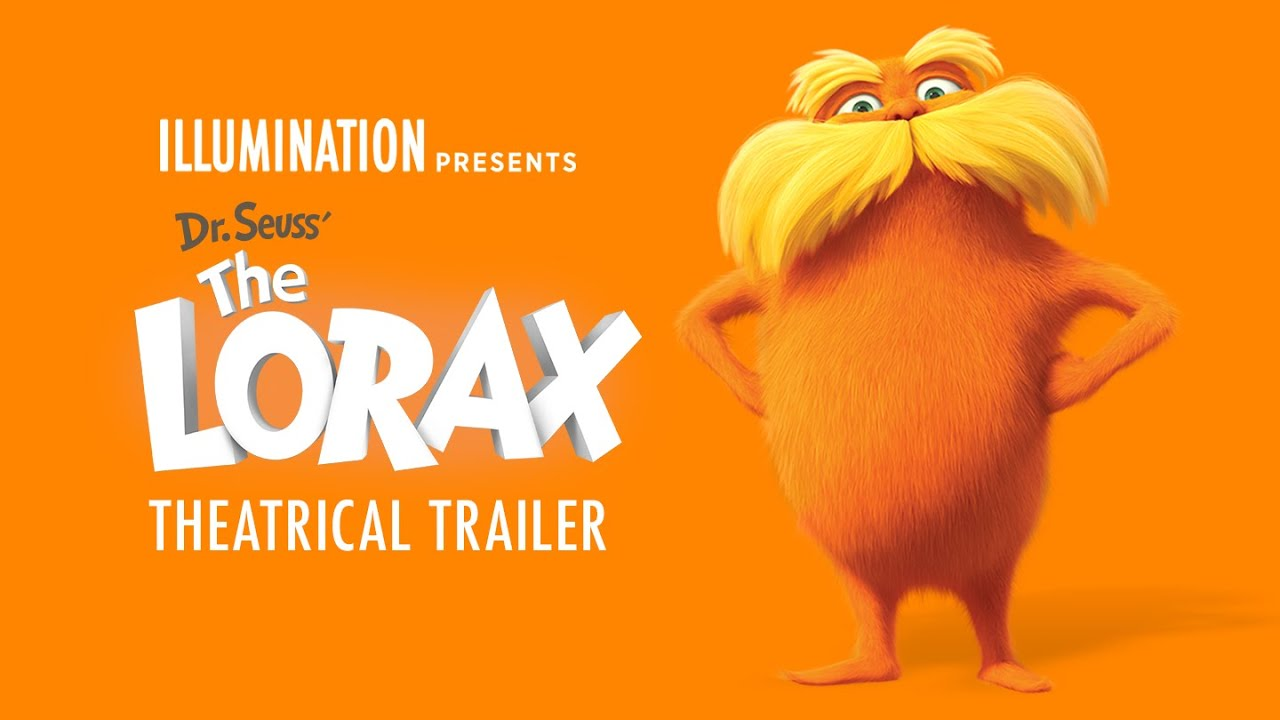 Dr.seuss' The Lorax (2012)