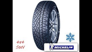 Обзор шины Michelin Latitud Cross