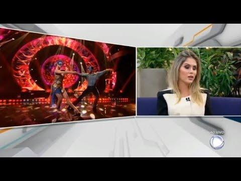 Bárbara Evans Fala Sobre A Eliminação Do Dancing Brasil