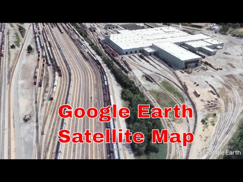 Homewood ILL-Google Earth 3D Satellite Map