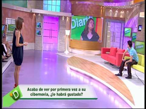 """El Diario - """"Me he enamorado sin conocerla"""" Parte 2 - ANTENA3.COM"""