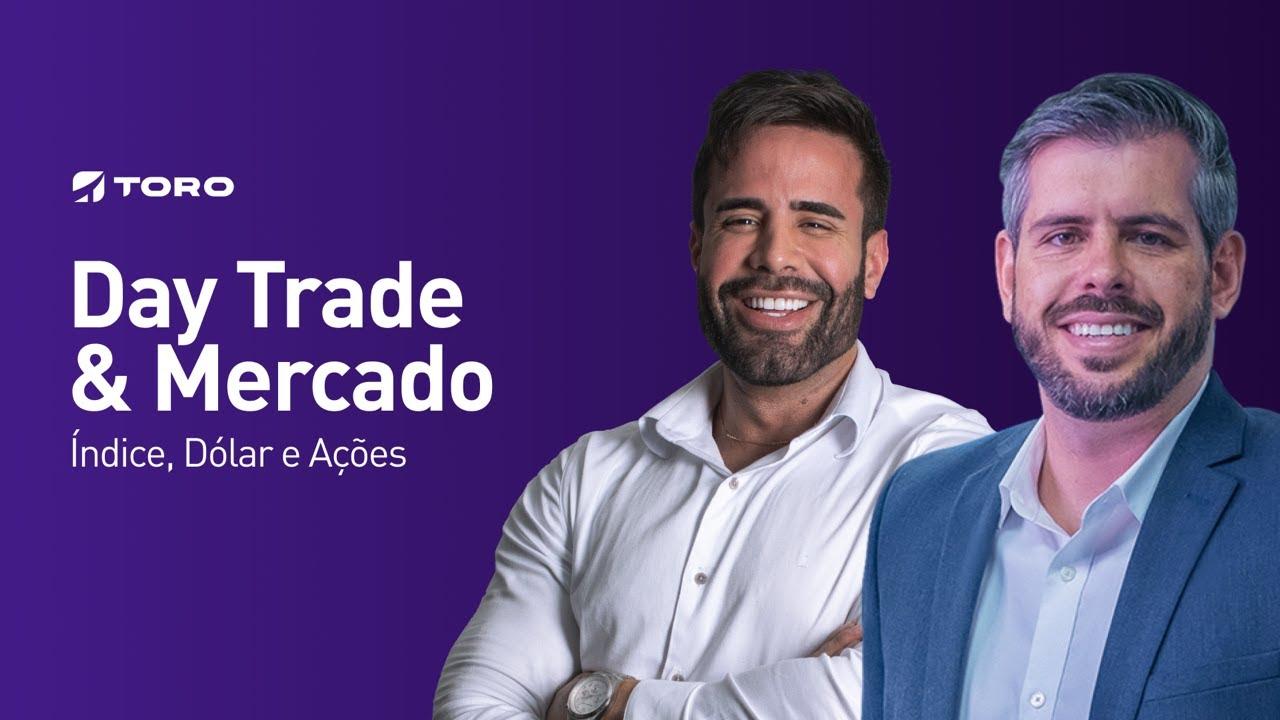 Download Day Trade e Mercado ao Vivo - Índice, Dólar e Ações 21/10